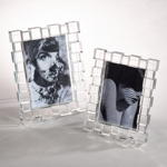 PF144 crystal photo frame