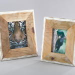 PF262 wooden photo frame