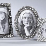 PF202 bejeweled photo frame