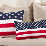 0704P star spangled pillows