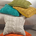 1020 mckenna knitted pillows