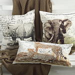 3131 elephant pillow
