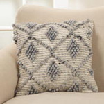 3205 diamond weave pillow