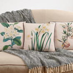 5201 daffodil pillow