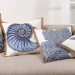 5432 sea fan pillow