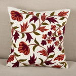 5828 embroidered pillow