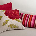 1164 particolored pillows