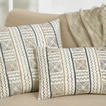 663P mudcloth pillow