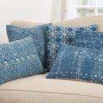 8407 distressed bohemian pillow