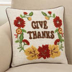 9033 give thanks pillow