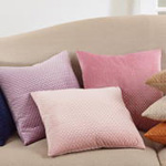 9036 Pinsonic Velvet Pillow