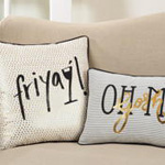 9670 oh my gosh pillow