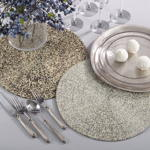 1036 beaded placemat