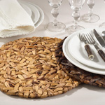 1125 woven placemats