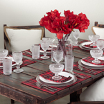 2669 highland holiday plaid placemat