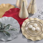 401 curly placemats