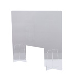 PS001 Acrylic Counter Protection Shield