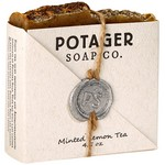 Handmade Artisan Soap - Minted Lemon Tea