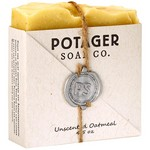 Handmade Artisan Soap - Unscented Oatmeal