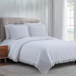 Q170 3-piece queen quilt set
