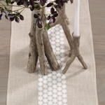 2713 lace daisy runner