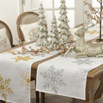 70197 snowflake design runner