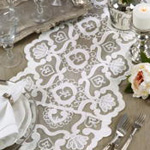 9060 Embroidered Runner