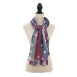 S7005 Stars And Stripes Scarf
