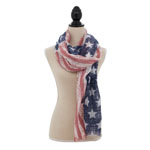 S7032 Stars And Stripes Scarf