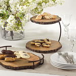 SE501 crestview serving stand