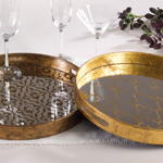 SE612 decorative serving tray