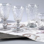 SE617 goblet glass