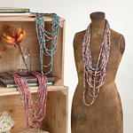 S407 rope necklaces