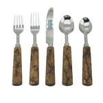 SP194 wooden flatware - set of 5