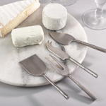 SP139 stainless steel cheese set