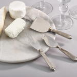 SP157 ribbed cheese cutlery