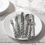 SP436 chain design flatware