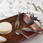 SP777 reindeer cheese cutlery