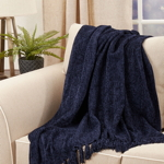 TH110 Chenille Throw