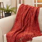 TH111 Chenille Throw