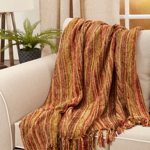 TH112 Chenille Throw