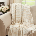 TH156 Diamond Embellished Throw
