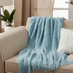 TH401 Knitted Throw