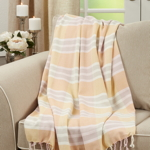 TH417 Plaid Throw