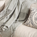 TH025 classic design throw