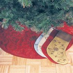BD23 tree skirts and stockings