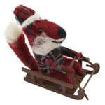 XD152 handmade sledding fox