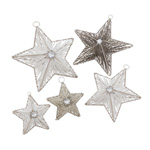XM640 Small Star Ornament